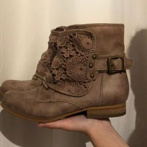 Not Rated Women's Ankle Boots